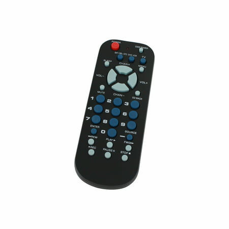 Replacement for RCA 3-Device Universal Remote Control Palm Sized - Works with Philips TV - Remote Code 1454, 1866, 0054, 1744, (Philips Universal Remote Codes For Lg Tv)