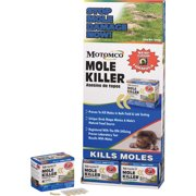 Best Grub Killers - MOTOMCO 198834 Mole Killer Grub Formula (4 Pack) Review