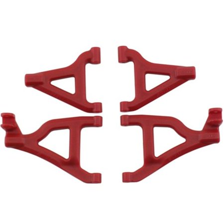 RPM RPM80659 Front A-Arms for Traxxas .06Th Slash 4 x 4 - Red - image 1 of 1