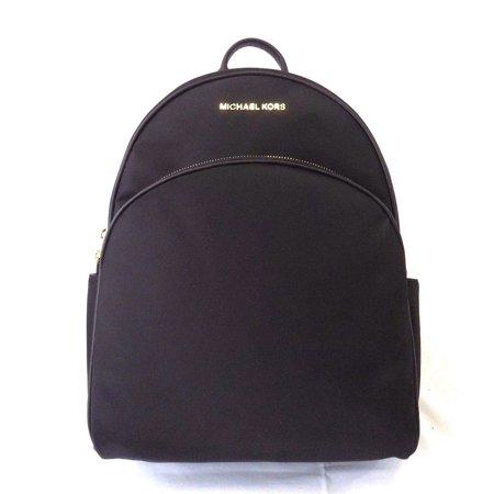 e88c5ee76b86 Michael Kors - NEW WOMENS ABBEY NYLON LARGE BACKPACK BOOK BAG SCHOOL BAG -  Walmart.com