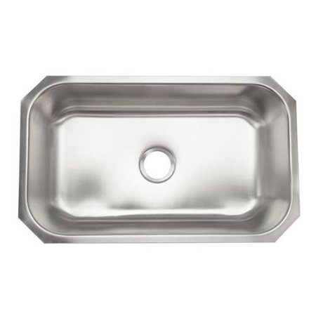 Your Sink Warehouse, LP Designer Collection Extra Large Stainless ...