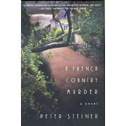A French Country Murder - eBook