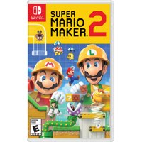 Deals on Super Mario Maker 2 Nintendo Switch
