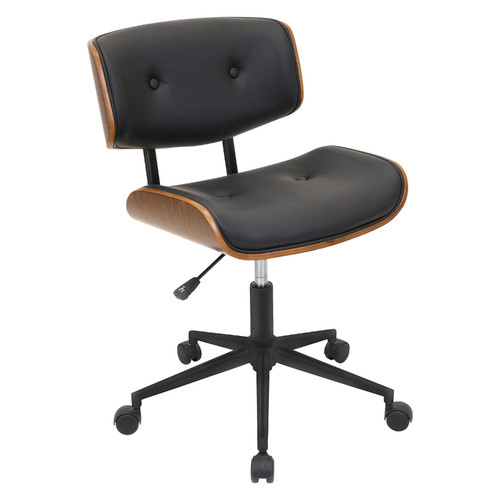 Amazing LumiSource Lombardi Height Adjustable Office Chair With Swivel