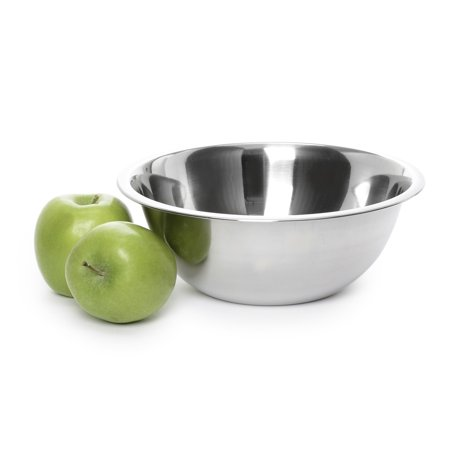 Ybm Home Heavy Duty Deep Quality Stainless Steel Mixing Bowl for Mixing Serving Cooking and Baking 0.75 Quart 6.5 inches 2532