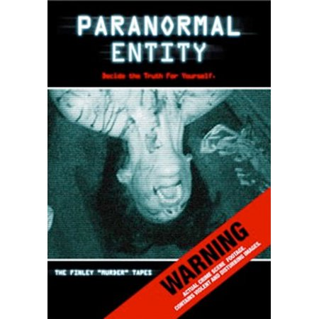 Paranormal Entity (DVD) ()