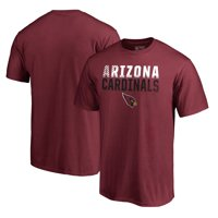 7c00d5748dde Product Image Arizona Cardinals NFL Pro Line by Fanatics Branded Iconic  Collection Fade Out T-Shirt -