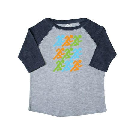 Running Marathon Race Runner Toddler T-Shirt](Marathon Outfit Ideas)