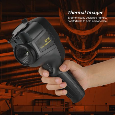 Hilitand HT-18 Handheld Infrared Thermal Imaging Camera -20~300℃ 220*160 Resolution,Infrared Thermal Imager, Thermal (Best Thermal Imaging Camera)