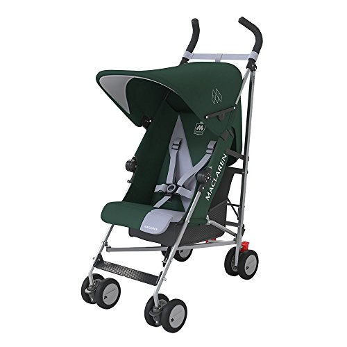 Maclaren Triumph Stroller, Highland Green/Grey Dawn