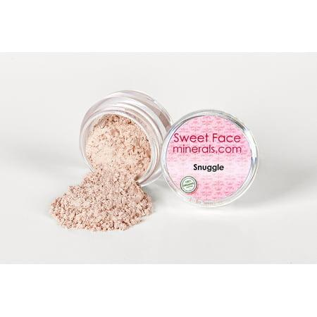 Snuggle Eye Shadow 5G Jar Mineral Makeup Bare Skin Sheer Liner Loose Powder Cover