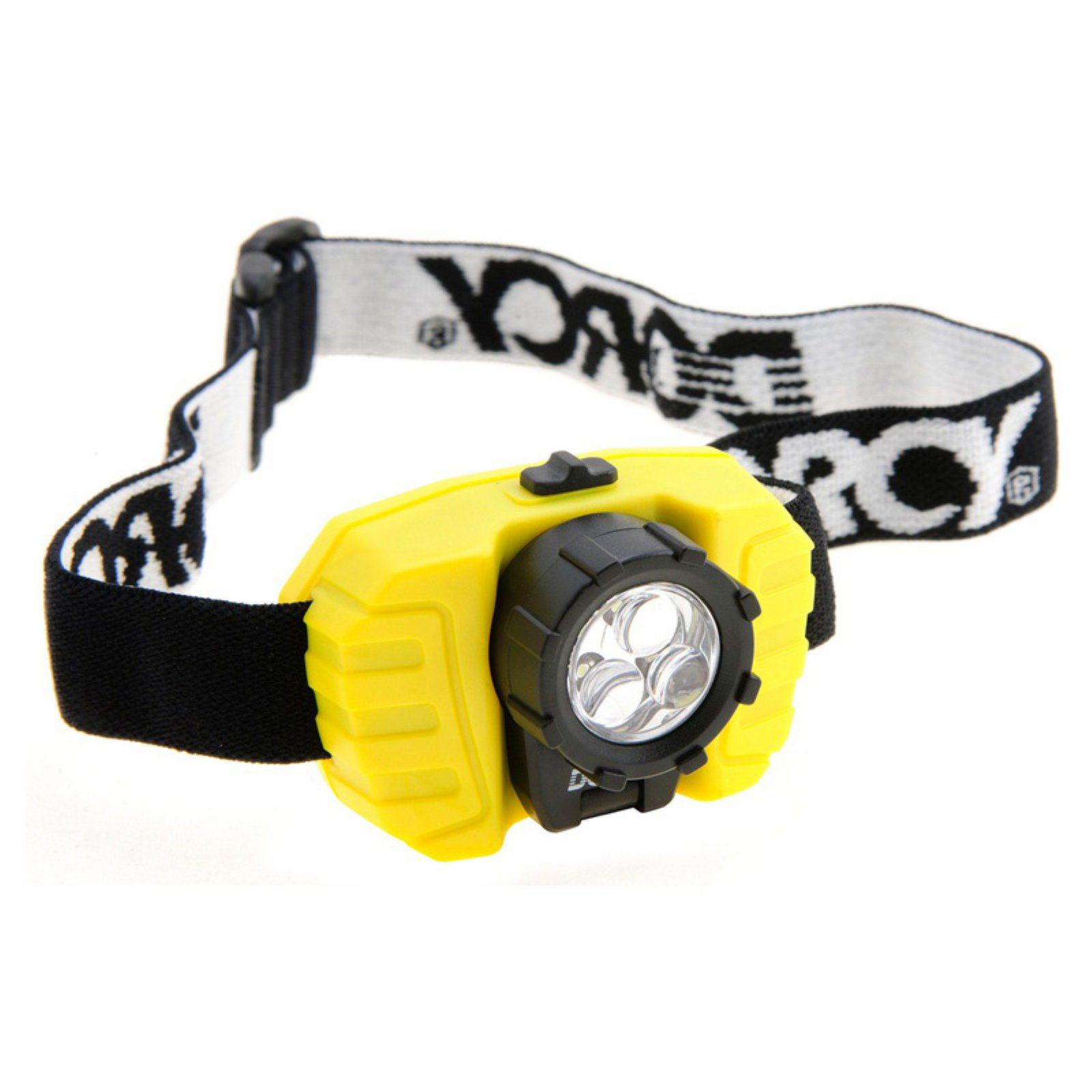 Dorcy 3-LED Headlamp