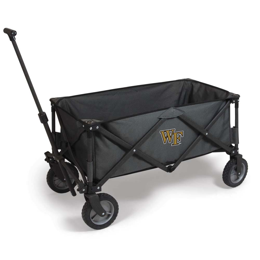 Wake Forest Adventure Wagon (Dk Grey/Black)