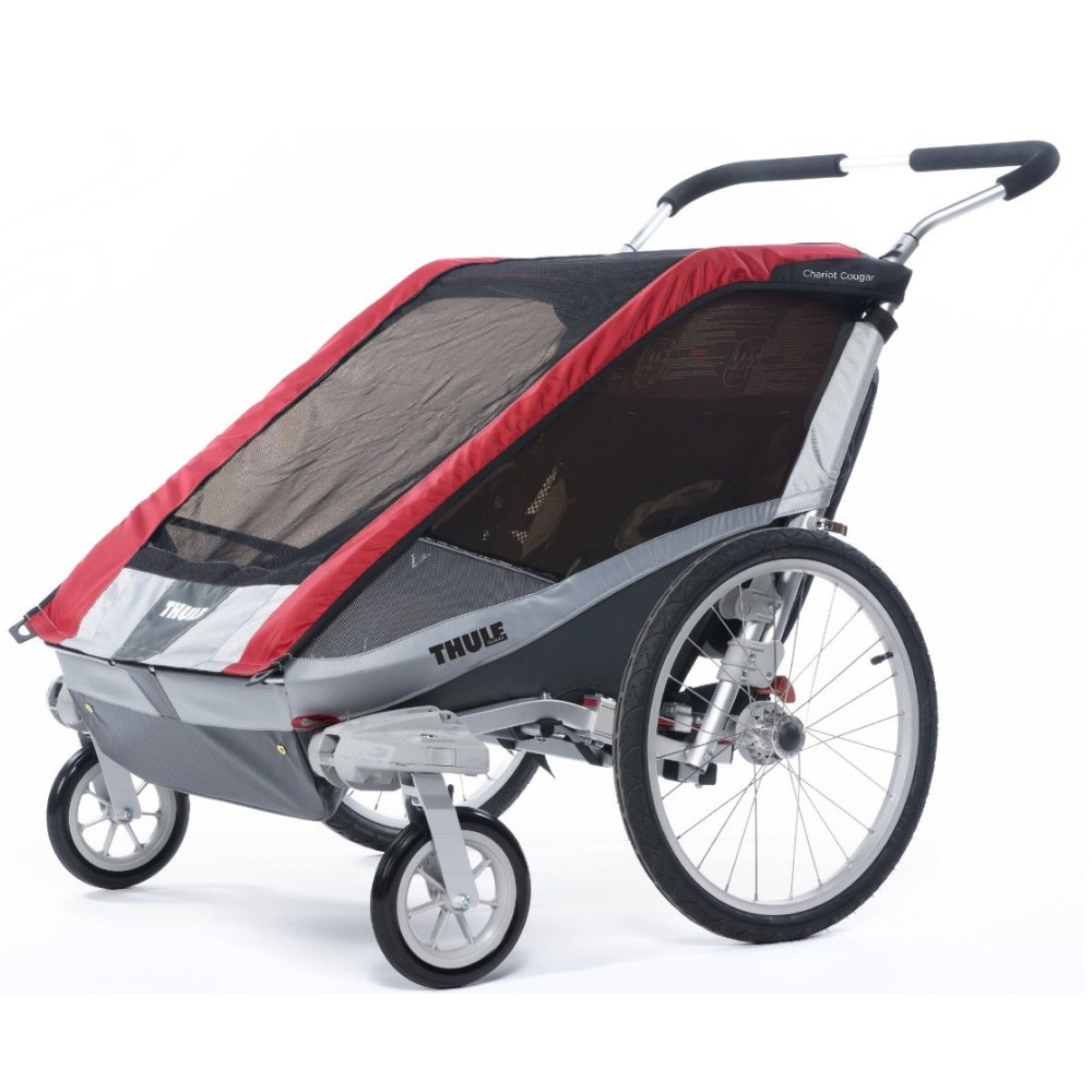 Thule Chariot Cougar 1 - Red