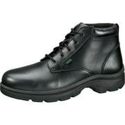 Thorogood Work Boots Womens Postal Plain Toe Chukka Black 534-6906