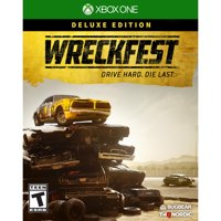 Wreckfest Deluxe Edition, THQ-Nordic, Xbox One, 811994022219