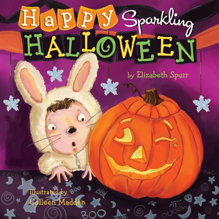 Happy Sparkling Halloween - Happy Halloween Stories