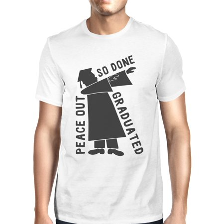 93fd2857 365 Printing - Graduated Dab Dance Graphic T-Shirt Men White Cotton ...