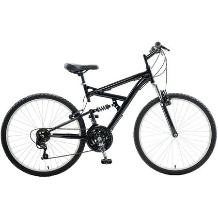 "Cycle Force 26"" Wheels/18"" Frame Dual Suspension Men"
