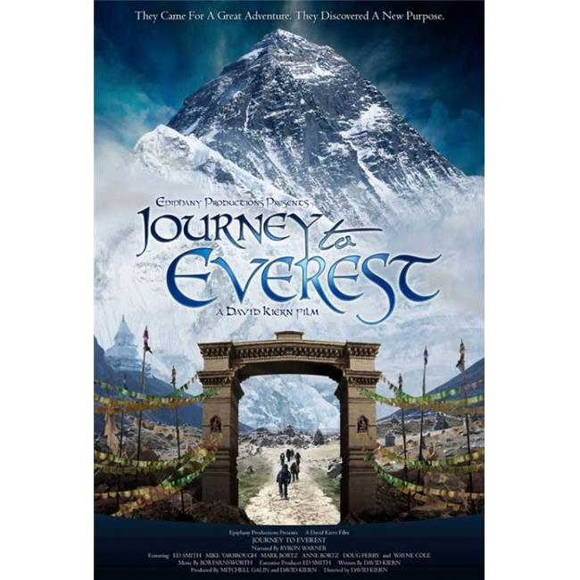Posterazzi MOVAB58783 Journey to Everest Movie Poster - 27 x 40 in. - image 1 of 1