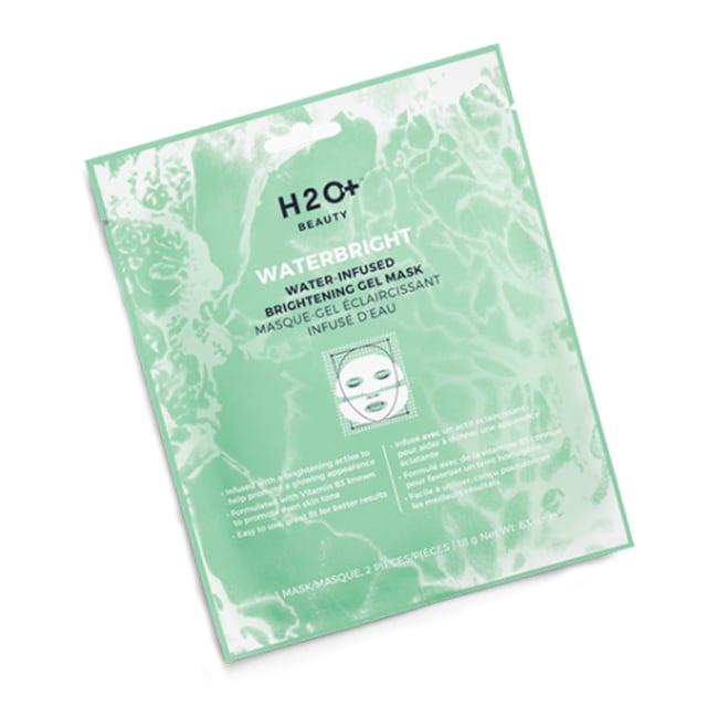 H2O+ H2O Plus Waterbright Water-Infused Brightening Gel Mask