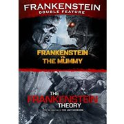 Frankenstein Double Feature: Frankenstein VS. The Mummy   The Frankenstein Theory by