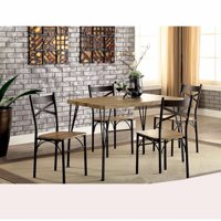 Banbury Industrial 5 Pc. Dining Table Set