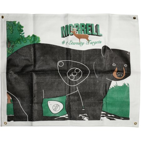Morrell® Target Faces Walking Bear Target (Bear Target)