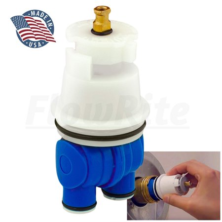 Replacement Cartridge Assembly For Delta Faucet Rp19804 Tub And