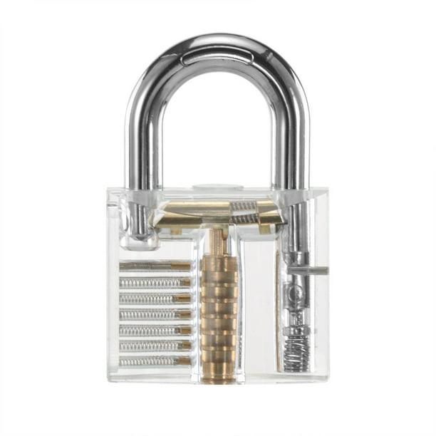 Details about  /Transparent Lock Transparent Acrylic Transparent lock Education for Training