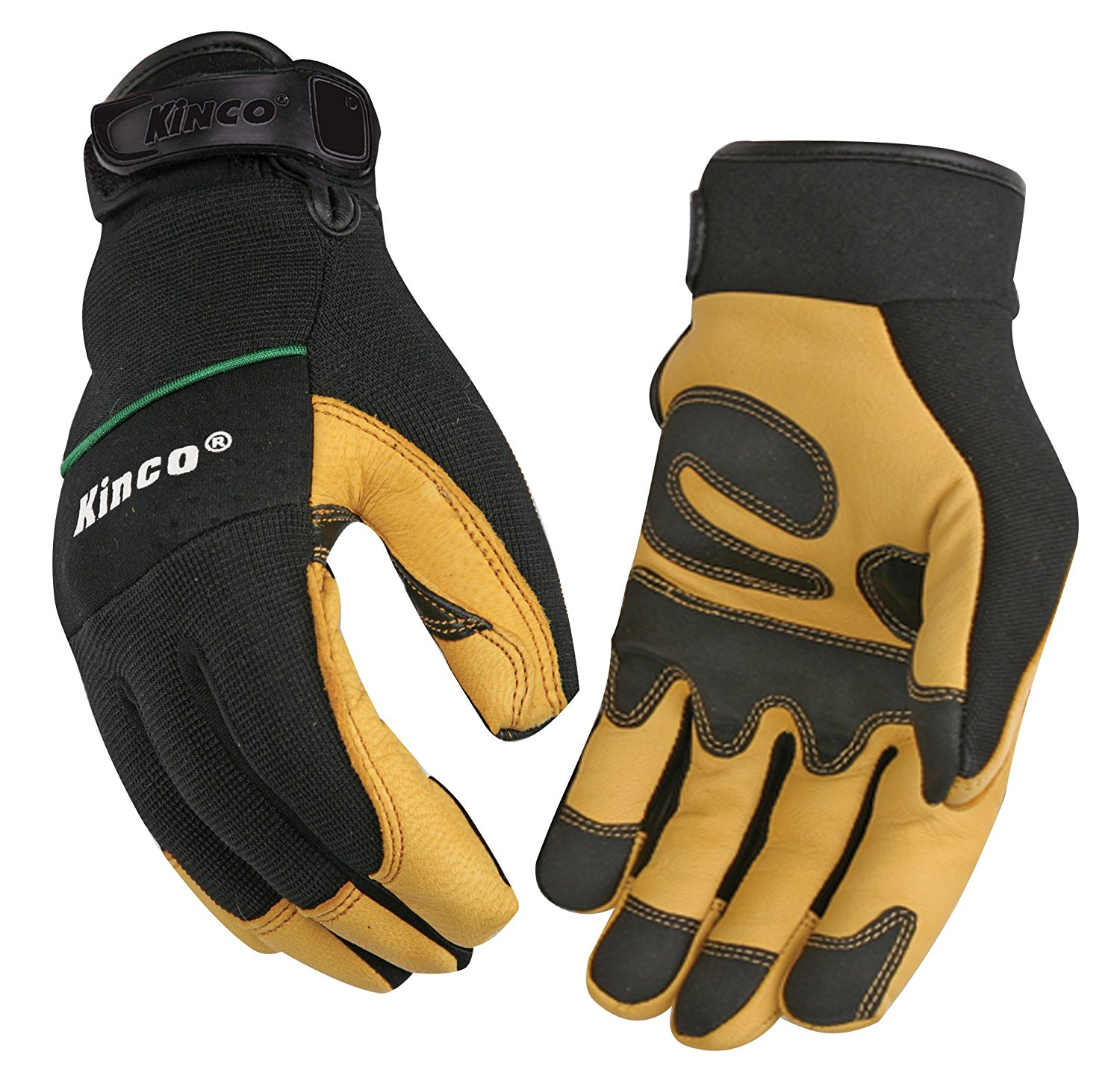Kinco 102 Unlined Pro-Series Goatskin Glove