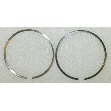 Gti Piston Ring Set (NEW PISTON FITS RINGS 1MM OVER SEA-DOO 98-99 GTX LTD 00-01 LRV 98-99 XP LTD 951CC 010-919-07*2)