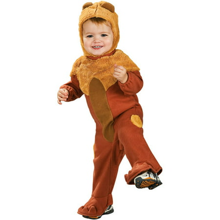Cowardly Lion Infant Halloween Costume](Lion Halloween Costume Infant)