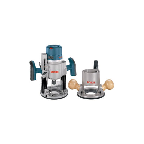 Bosch 1617EVSPK 12 Amp 2.25 HP Combination Plunge and Fixed-Base Router Kit by Bosch