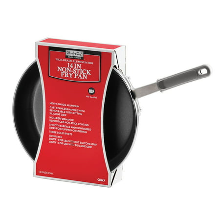 """Daily Chef 14"""" Restaurant Fry Pan"""