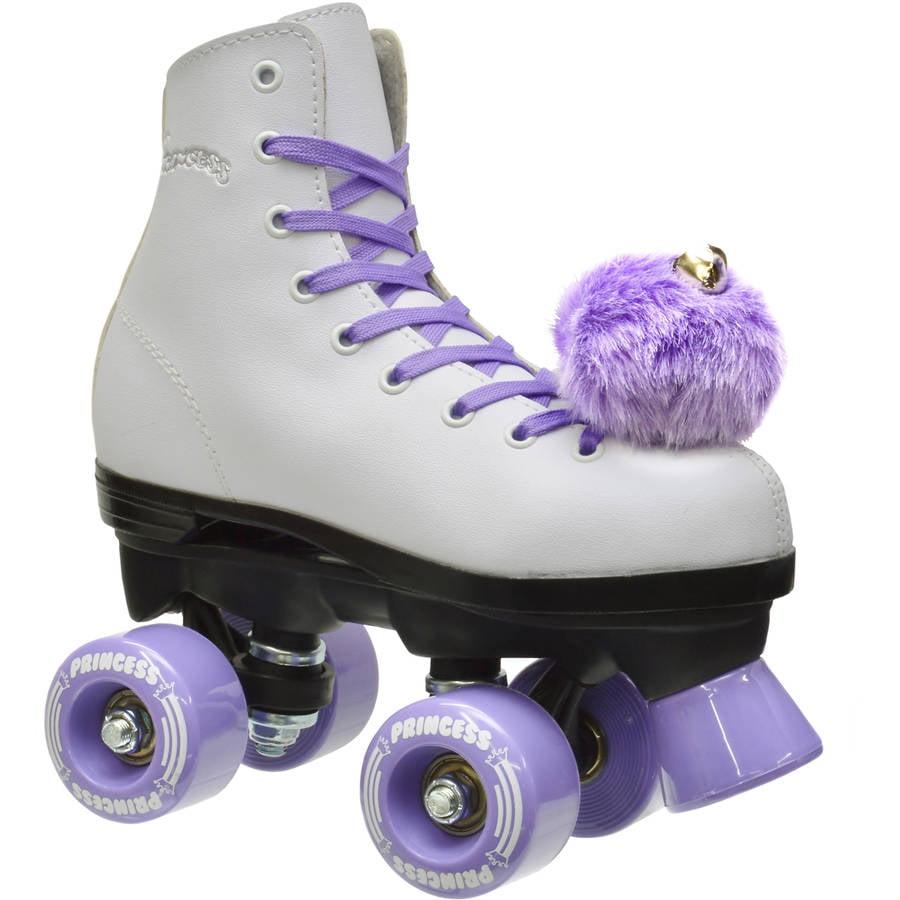 Chicago roller skates walmart - Riedell Pink Polka Dot Dart Quad Roller Derby Speed Skates Mens 7 Ladies 8 Walmart Com