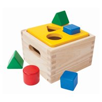 PlanToys Shape & Sort It Out Learning Toy