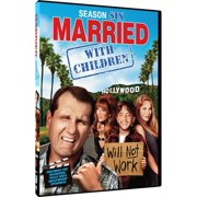 Married with Children: The Complete Sixth Season by