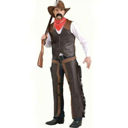 COWBOY ADULT VEST - Vest Cowboy