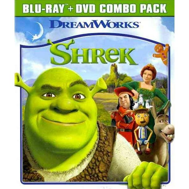Shrek Blu Ray Walmart Com Walmart Com