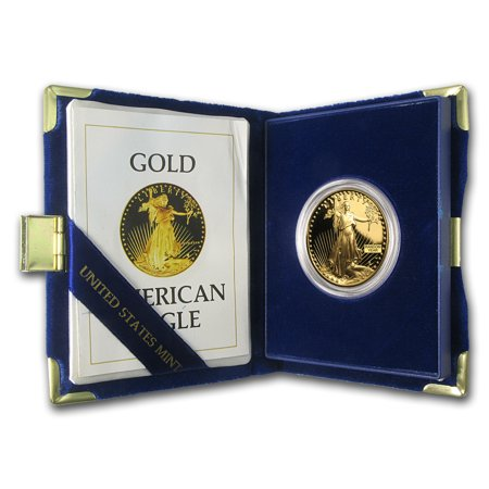 1 oz Proof Gold American Eagle (Random Year w/Box & COA)