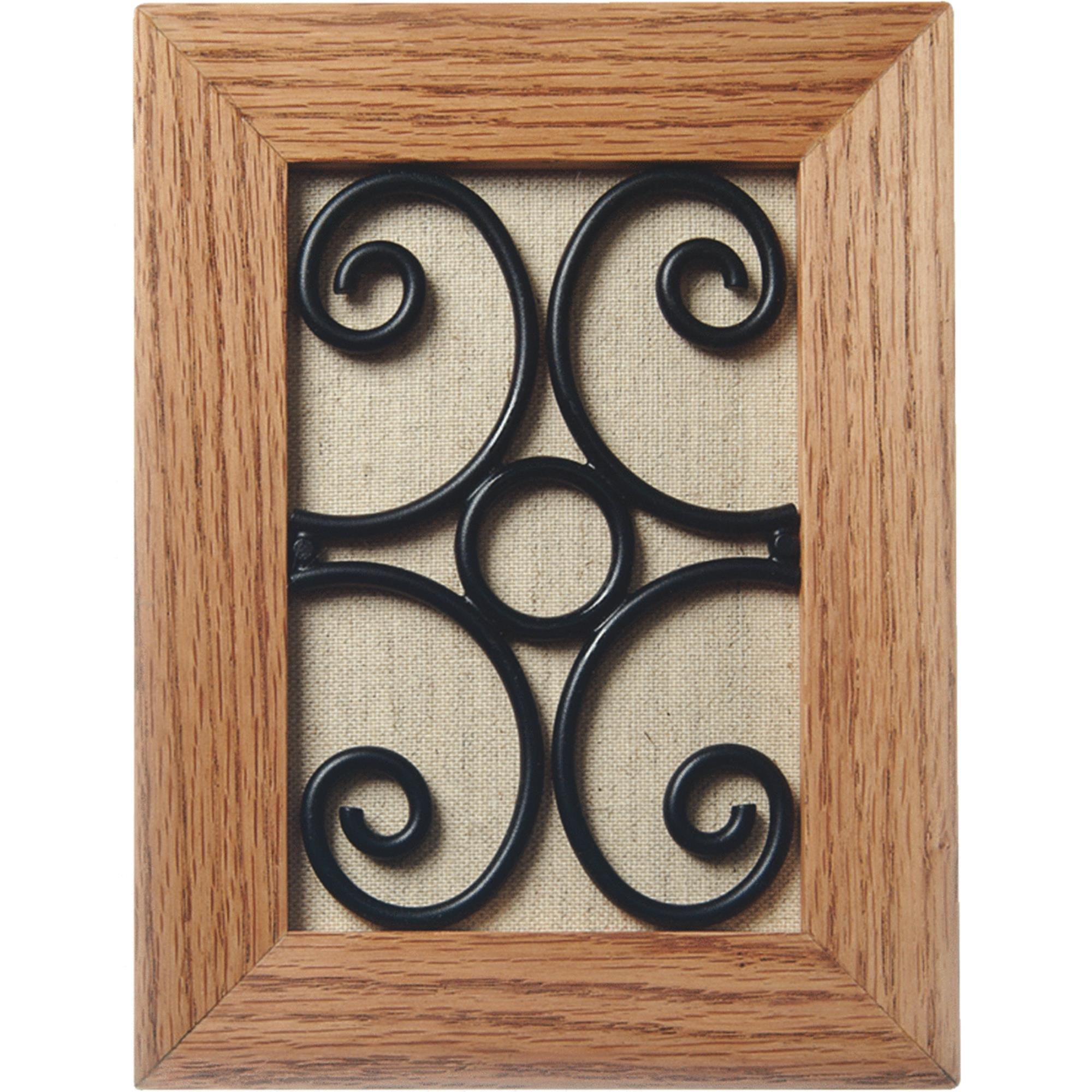 Carlon Wood Wired Door Chime