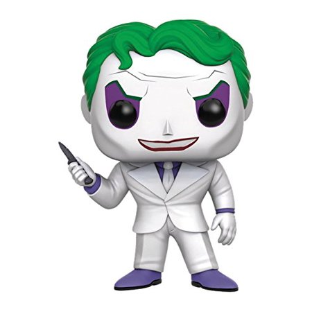 Pop! DC Heroes: The Dark Knight Returns The Joker Vinyl Figure, Celebrating the 30th Anniversary of Frank Miller's seminal graphIC novel By