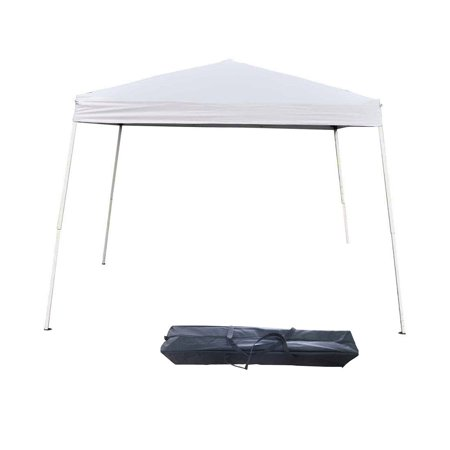 UBesGoo 8'x8' EZ Pop Up Wedding Party Tent Outdoor Patio Folding Gazebo Canopy Shade (Best Pop Up Shelter)