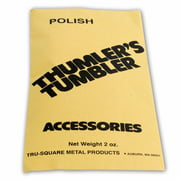 Thumlers Tumbler 2 oz of Rock Tumbling Polish for Final Stage Polishing