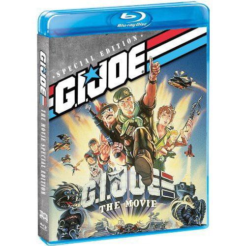 GI Joe: A Real American Hero - The Movie (Blu-ray + DVD) (Full Frame)