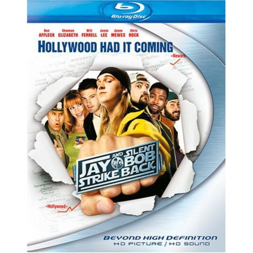 Jay & Silent Bob Strike Back (Blu-ray) (Widescreen)