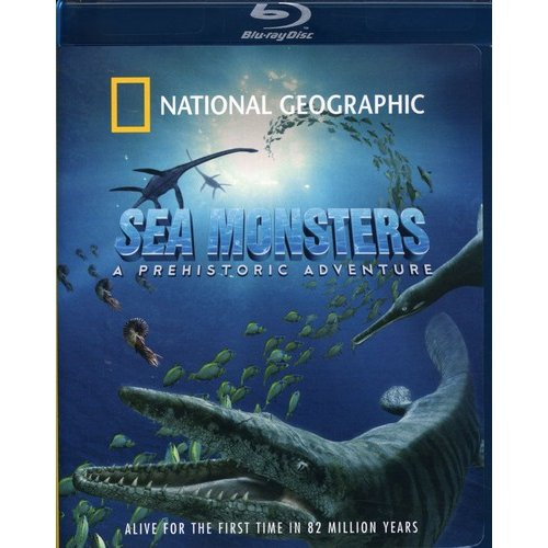 National Geographic: Sea Monsters (Blu-ray) (Widescreen)
