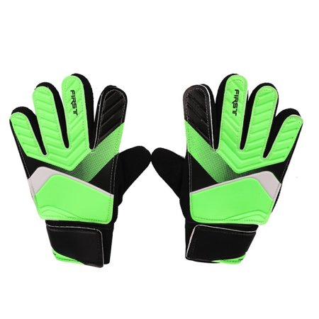 Soccer Goalkeeper Equipment - Youth Soccer Goalkeeper Anti-slip Gloves Goalie Protector