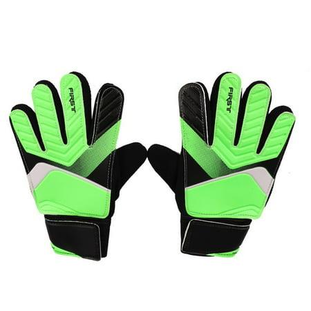 Youth Soccer Goalkeeper Anti-slip Gloves Goalie Protector